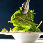 Plenty Of Iron Spinach Salad