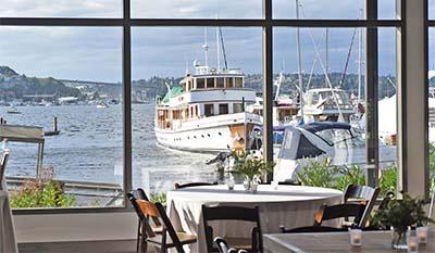 Dockside View Lake Union